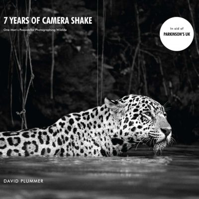 7 years of camera shake book cover by David Plummer